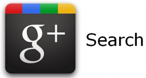 search google+
