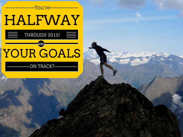 goal setting meeting your goals
