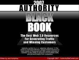 authority black book